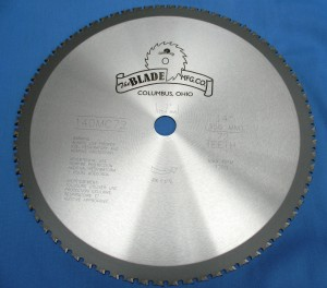 Steel Dry Cutting Saw Blades